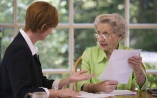Порядок и процедура оформления договора пожизненной ренты