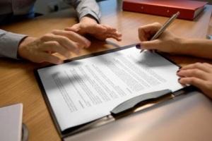 Оформление одномоментной сделки продажи и покупки жилья.