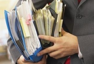 Оформление документов для получения прописки.