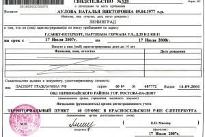 Условия и процедура оформления временной регистрации по месту прибывания