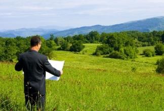 Оформление земельного участка в собственность.