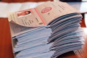 Замена паспорта что взять