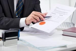 Оформление доверенности для права подписи документов.
