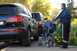 Разрешена ли парковка на тротуаре
