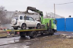 Что делать, когда выявлено повреждение автомобиля