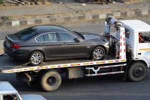 Почему машину могут забрать