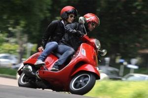 Параметры скутера, требующие наличия водительского удостоверения