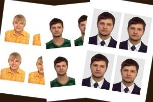 Требования к фото на внутрироссийские права