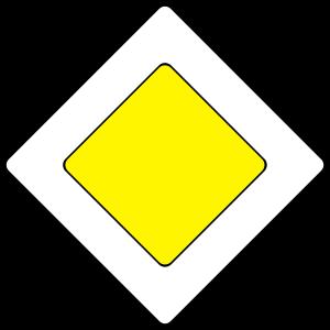 знак 2.1