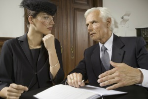 Как вступить в наследство после смерти мужа?