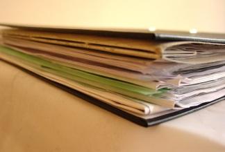 Пакет документов для оформления самостроя.