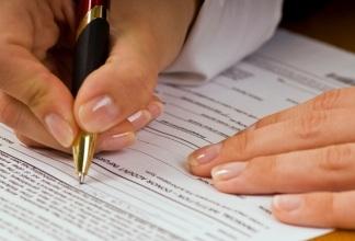 Проведение государственной регистрации договора аренды на земельный участок.