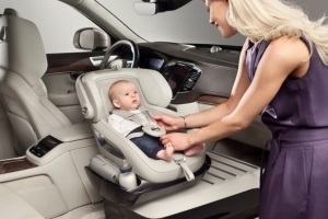 Штраф за перевозку ребенка без кресла