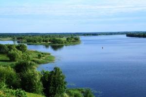Водоохранная зона водного объекта