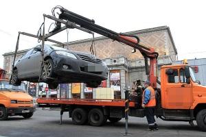 Стоимость эвакуации автомодиля