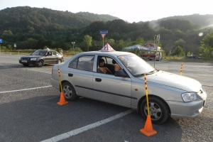 Наиболее частыми ошибками, которые допускают водители, не сдавшие экзамен с первого раза
