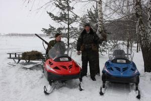 Процедура получения прав на снегохо
