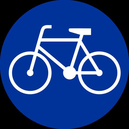 Знак «Велосипедная дорожка» 4.4.1