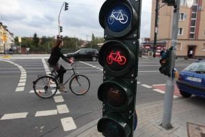 Как должны ездить велосипеды