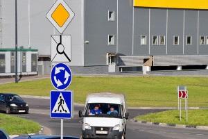 Нововведения относительно проезда кругового участка трасс