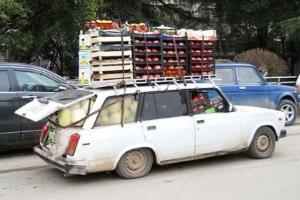 Штраф за перегруз легкового автомобиля