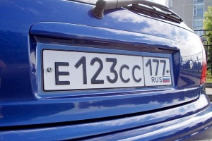 Когда необходима замена гос знаков на машину?