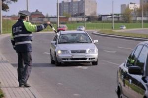 Что делать если инспектор остановил машину