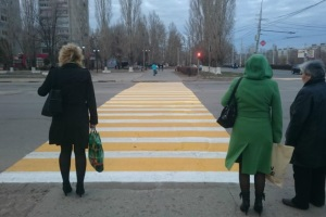 Общие нормы перехода дороги