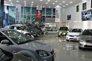 Порядок покупки авто в салоне
