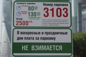 Организация платных парковок