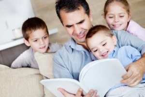 Как делится имущество при разводе, если есть дети?