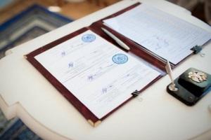 Какие документы нужно иметь для развода с детьми