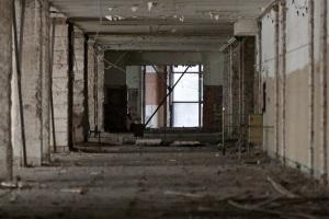 Перепланировка нежилого помещения в нежилом доме